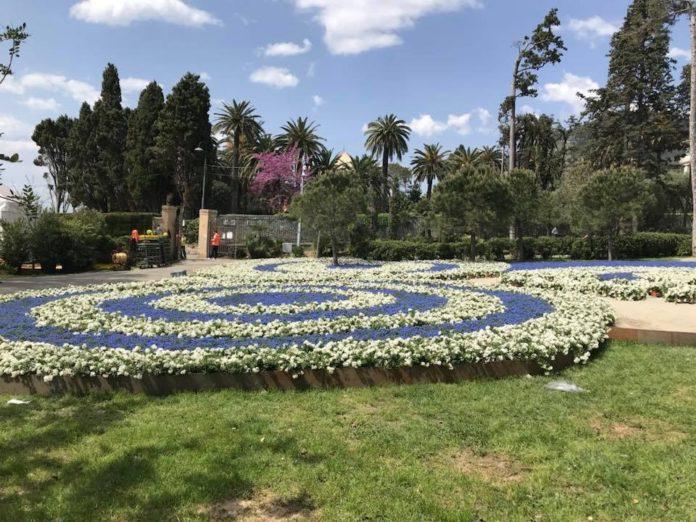 Euroflora ecco l anteprima ci sono anche toti e bucci for Giardinieri genova